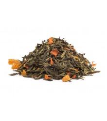 Sladká meruňka zelený čaj 100 g