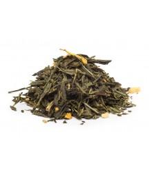 Ženšen zázvor zelený čaj  100 g