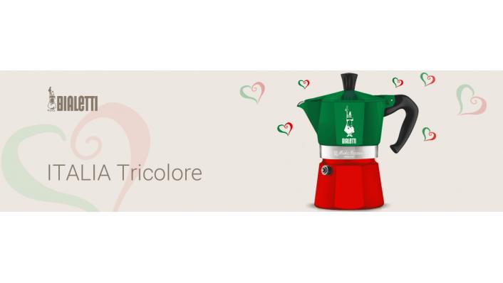 Bialetti Tricolor