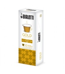 Kávové kapsle Compatibilli Gold 10 ks