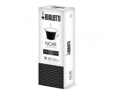 Kávové kapsle Compatibilli Noir 10 ks