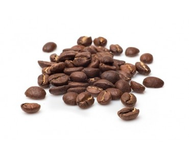 Etiopie Sidamo káva zrnková káva 250 g