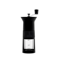 Ruční mlynek na kávu Bialetti, černý