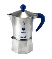Moka Break 3 porce modrá