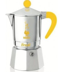 Bialetti Break 1 porce žlutá