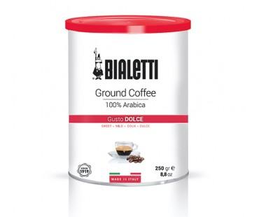 Bialetti Mletá káva Gusto Dolce Arabica 250 g