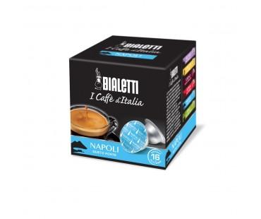 Kávové kapsle Napoli Bold/Foncee 16 ks