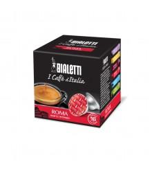 Kávové kapsle  Roma Medium/Moyenne 16 ks