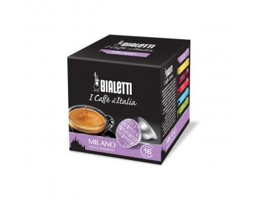 Kávové kapsle Milano 16 ks